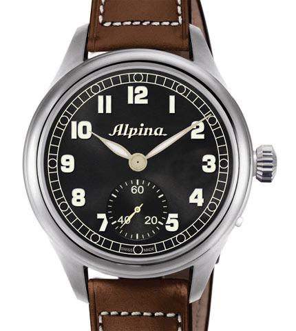 Orologio Alpina Heritage Pilot #11412