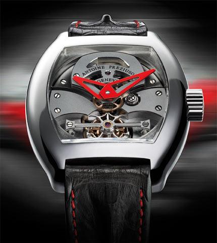 Orologio Antoine Preziuso GTS Grand Tourbillon Sport #11413