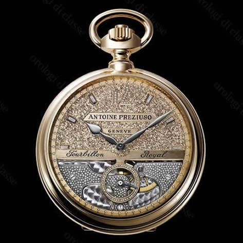 Orologio Antoine Preziuso Tourbillon Royal #5391