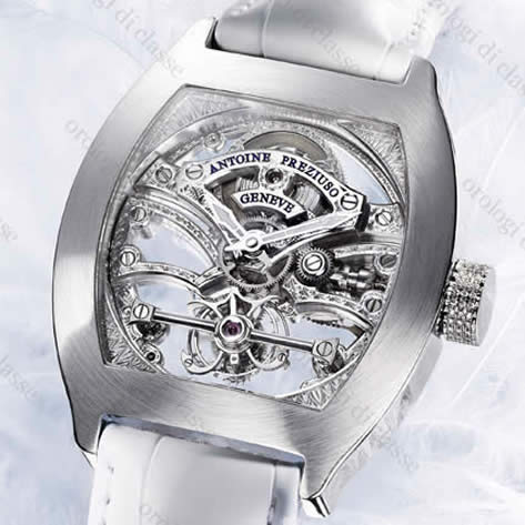 Orologio Antoine Preziuso White Angel #5394