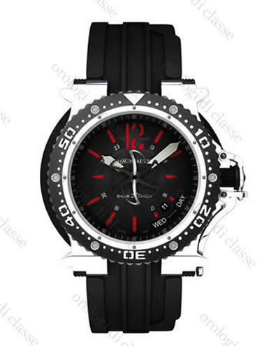 Orologio Aquanautic King Subdiver Red #5406