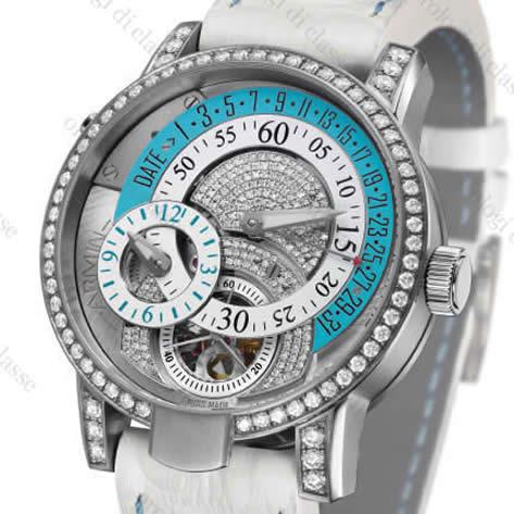 Orologio Armin Strom Armin Regolatore Air Diamonds #5427