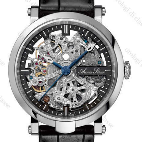 Orologio Armin Strom Blue Chip Automatic Skeleton #5423