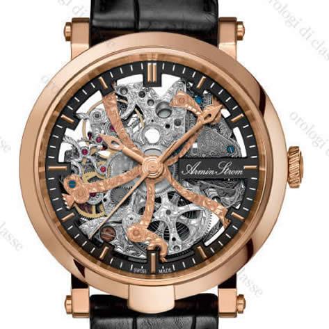 Orologio Armin Strom Blue Chip Riserva di carica Skeleton #5424