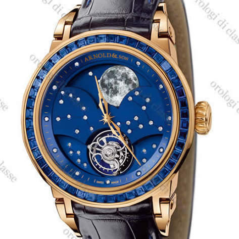 Orologio Arnold & Son Grand Moon Tourbillon Retrogrado #5431