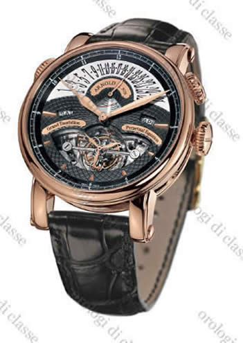 Orologio Arnold & Son Grand Tourbillon Perpetuel #5432