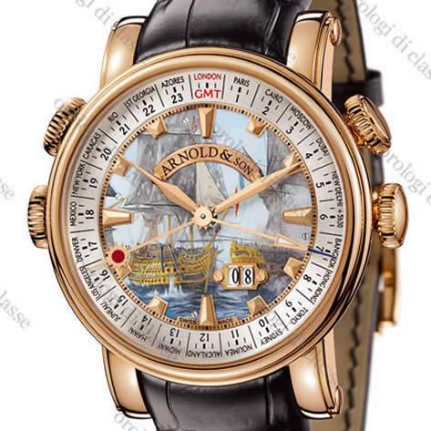 Orologio Arnold & Son Hornet Trafalgar #5434