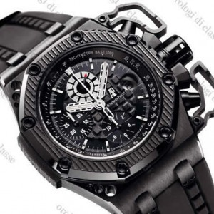Orologio audemars piguet cronografo royal oak offshore survivor casual 5456 for Royal oak offshore survivor