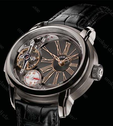 Orologio Audemars Piguet Millenary Ripetizione Minuti scappamento AP #11089