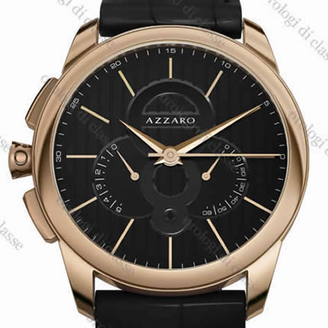 Orologio Azzaro Swiss Watches Legend uomo #5517