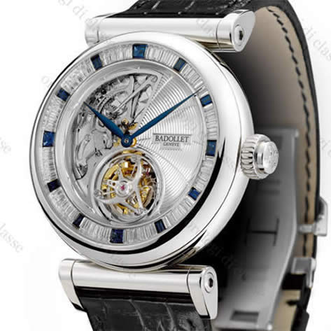 Orologio Badollet Observatoire 1872 Minute Repeater #5527