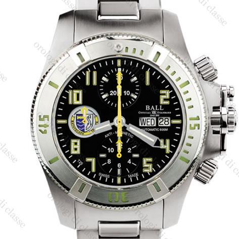 Orologio Ball Watch Engineer Hydrocarbon Trieste Chronograph #5548