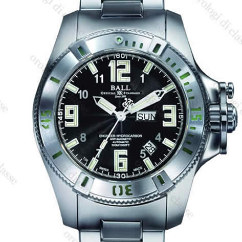 Orologio Ball Watch Engineer HydrocarbonTitanium #5545
