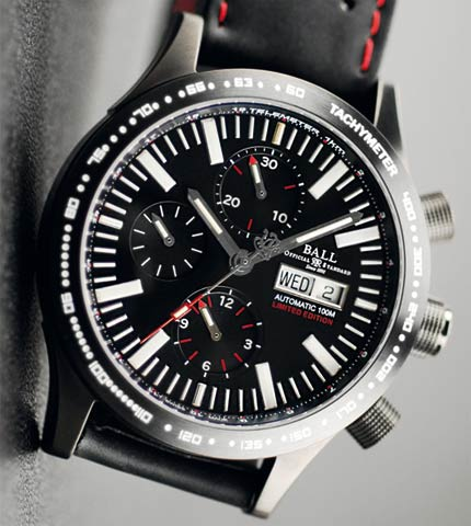 Orologio Ball Watch Storm Chaser DLC Glow #11270