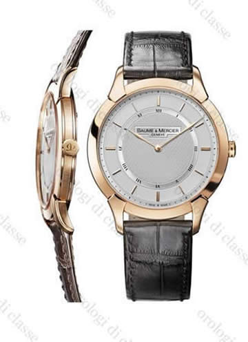 Orologio Baume & Mercier William Baume Collection Exta-Plat #5587