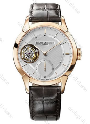 Orologio Baume & Mercier William Baume Collection Tourbillon #10649