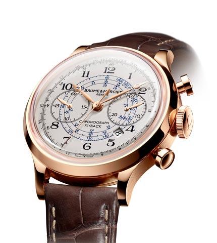 Orologio Baume & Mercier Capeland Cronografo Flyback #11336