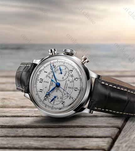 Orologio Baume & Mercier Capeland Cronografo Flyback #11118