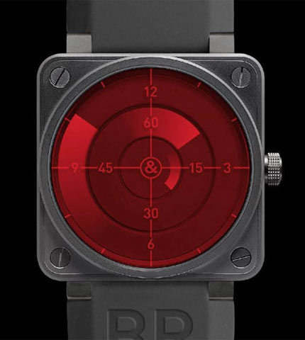 Orologio Bell & Ross BR 01 Red Radar #11238