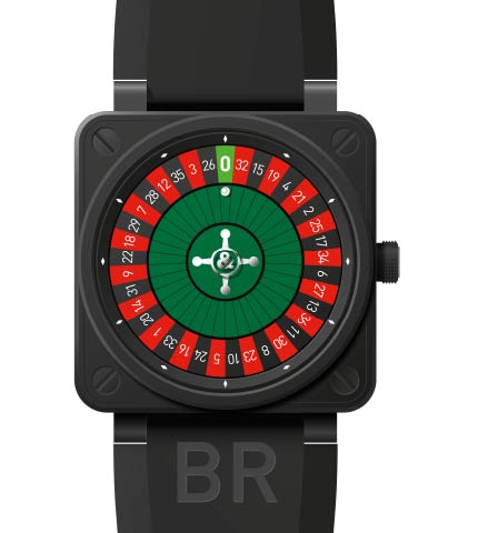 Orologio Bell & Ross BR 01 Casino #11252