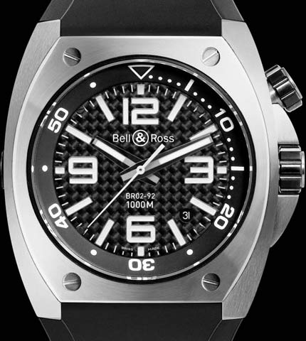 Orologio Bell & Ross BR 02 Steel #11260