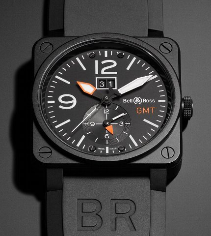 Orologio Bell & Ross BR 03-51 GMT #11658