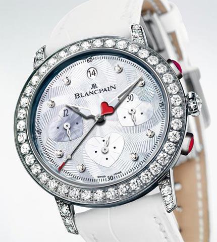 Orologio Blancpain Saint-Valentin Chronograph 2012 #11354