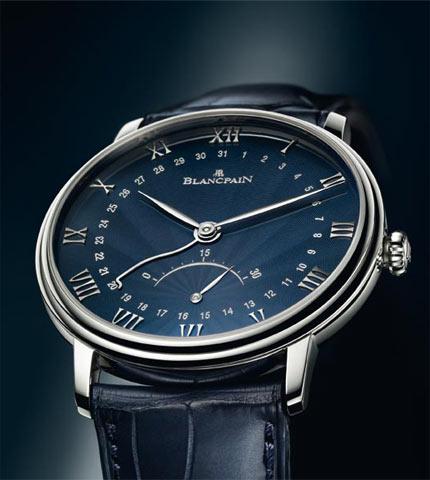 Orologio Blancpain Villeret Secondi Retrogradi #11375