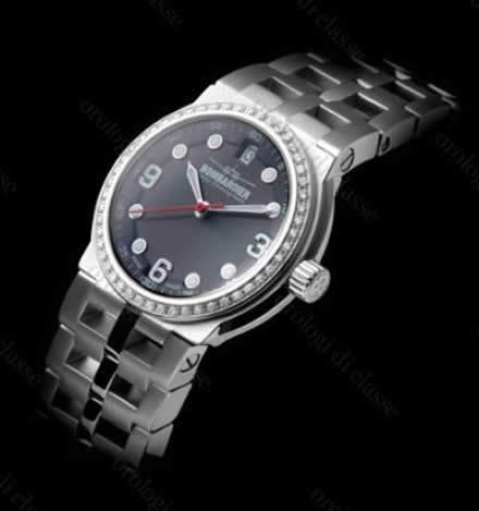 Orologio Bombardier Chrono thirty Four Diamants #5953