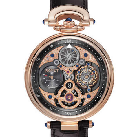 Orologio Bovet Fleurier Tourbillon 7-Days Jumping Hour #10665