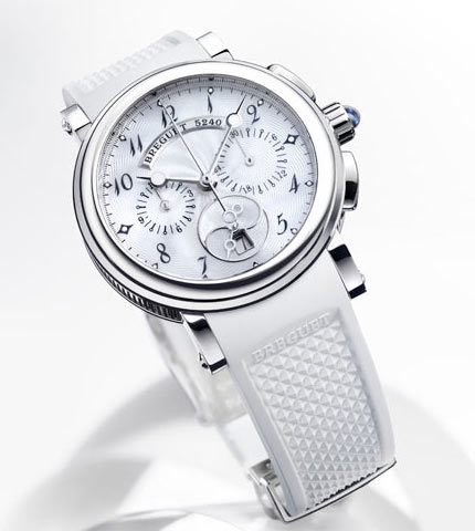Orologio Breguet Marine Chronographe Dame 8827 #11236
