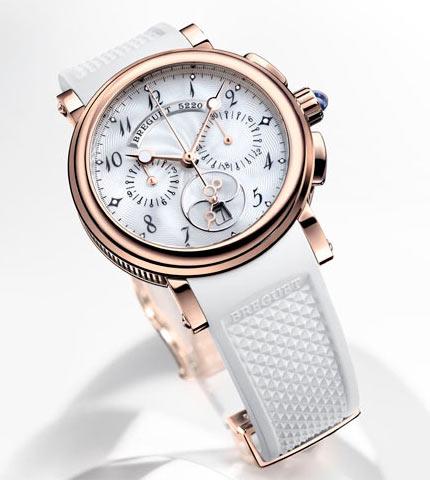 Orologio Breguet Marine Chronographe Dame 8827 #11237