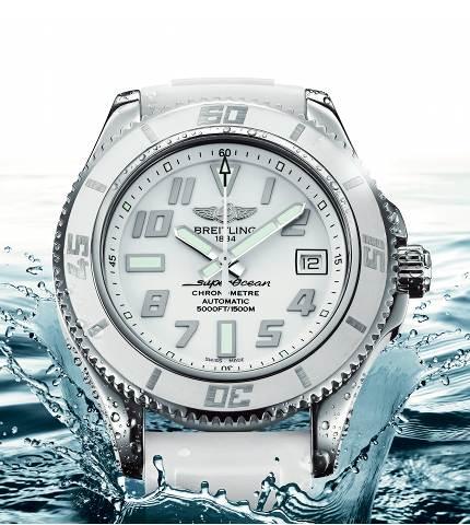 Orologio Breitling SUPEROCEAN 42 White Water #11530