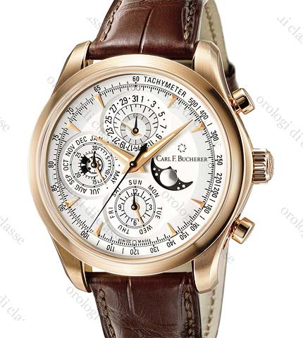 Orologio Carl F. Bucherer Manero ChronoPerpetual #11065