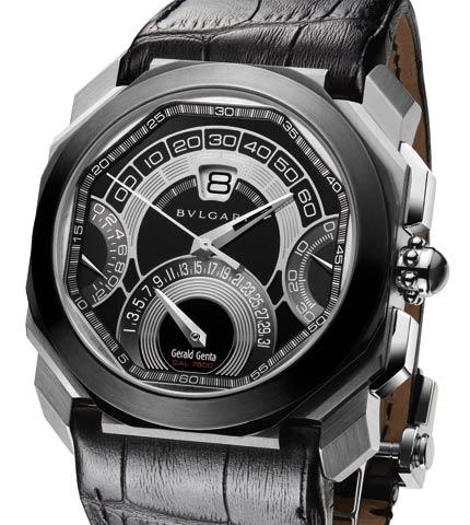 Orologio Bulgari Octo Chronograph Quadri-Retro #11295