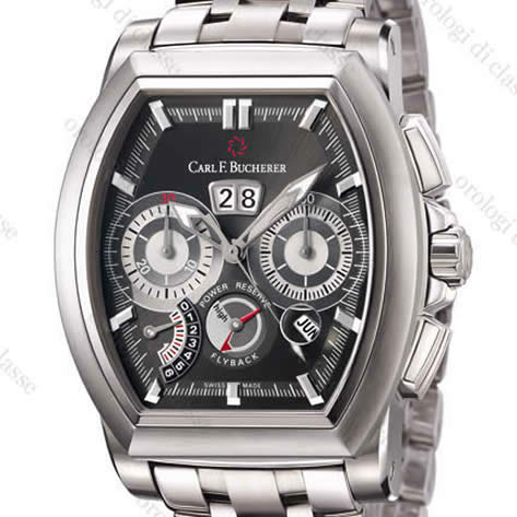 Orologio Carl F. Bucherer Patravi T-ChronoGrade #6050
