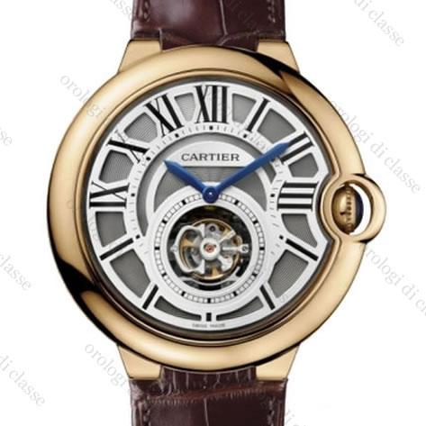 Orologio Cartier Ballon bleu Tourbillon #10672