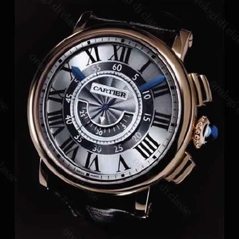 Orologio Cartier Rotonde de Cartier Cronografo #6096