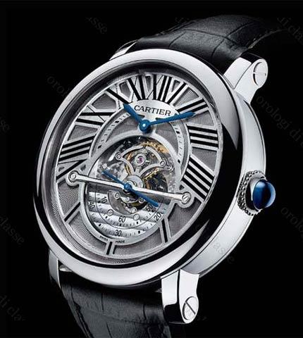 Orologio Cartier Astrorègulateur #11101