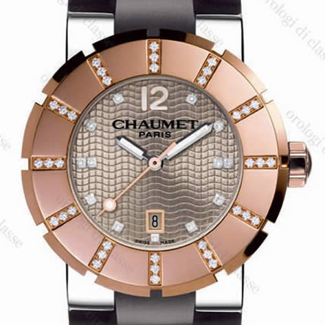Orologio Chaumet Class One Oro Rosa #6243