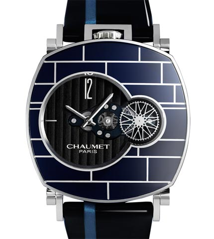 Orologio Chaumet Dandy Arty Open FaceOnly Watch 2011 #11279