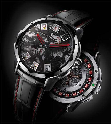 Orologio Christophe Claret Baccara #11442