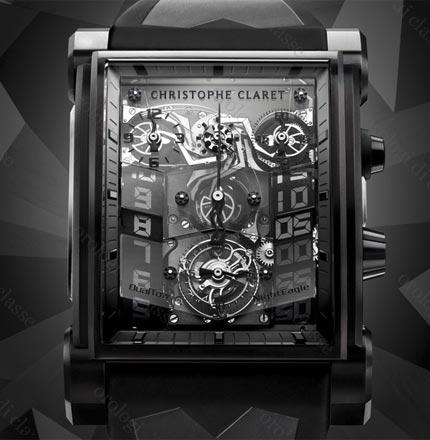 Orologio Christophe Claret DualTow NightEagle #11010