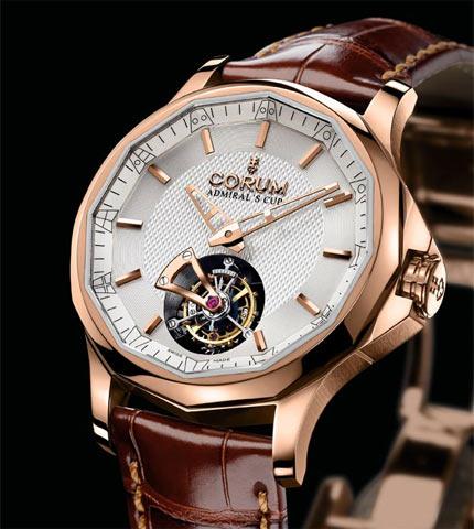 Orologio Corum Admiral's Cup Legend 42 Tourbillon Micro-Rotor #11484
