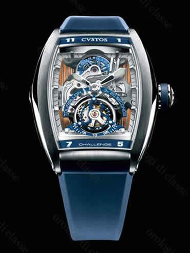 custos orologi