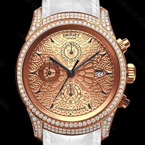Orologio D'Aguet Genève Notre-Dame Imperial #6444