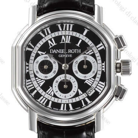 Orologio Daniel Roth Acadèmie Chronograph Vintage #6455