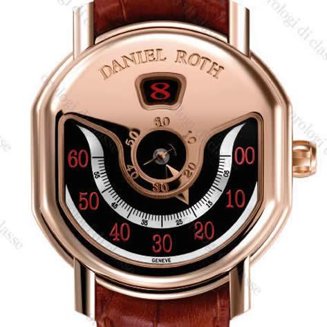 Orologio Daniel Roth Acadèmie Ellipsocurvex Papillon #6458