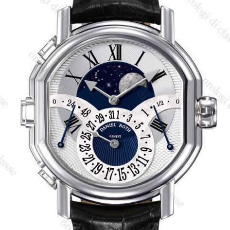 Orologio Daniel Roth Masters Grande Sonnerie Moon Phase #6460