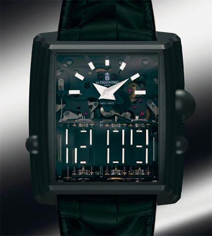 Orologio de Grisogono Meccanico dG Titanio #11302